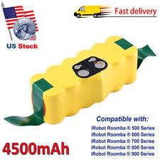4500mAh Ni-MH Battery For iRobot Roomba 500 510 540 550 560 570 580 600 700 780