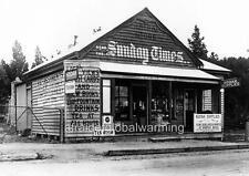 "Photo 1919 Mount Victoria, NSW, Australia ""General Store"""