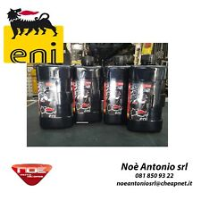 4 LITRI OLIO ENI I-RIDE RACING 5W40 TOP SYNTHETIC 4T JASO MA2 1lt COD 15106