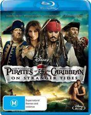 Pirates Of The Caribbean - On Stranger Tides (Blu-ray, 2012, 2-Disc Set)