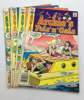 Lot Of 4 Issues Archie Series ARCHIE's Pals 'n' Gals #124-127 VG+ (4.5)