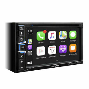 "ALPINE INE-W970HD 6.5"" CD DVD BLUETOOTH GPS ANDROID AUTO APPLE CAR PLAY HD RADIO"