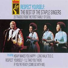 The Staple Singers - Respect Yourself (CDSX 006)
