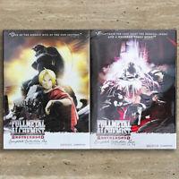 Fullmetal Alchemist:Brotherhood Complete Series (5+5 Disc,DVD,Episodes 1-64) US