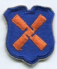WWII WW2 U.S. ARMY 12TH CORPS PATCH Original