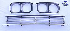 Mopar 69 1969 Plymouth Road Runner RoadRunner Grill Bezels Assembly Set NEW