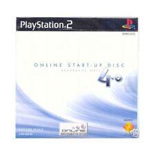 Brand NEW Sealed Playstation 2 PS2 Online Start-up Disc 4.0 Broadband