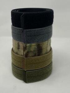 """Blue Alpha Overlap Inner 1.5"""" Belt **USED** Black, Gray, Brown, Multicam, Green"""