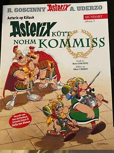 Asterix op Kölsch Band 3: Asterix kütt nohm Kommiss neu und druckfrisch Mundart