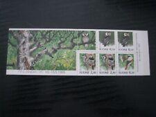 Finland Stamp Booklet Mint 1993 SG SB37 Birds