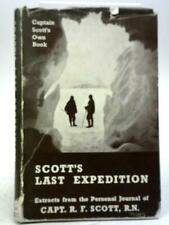 Scott's Last Expedition (Capt R.F. Scott - 1950) (ID:59739)