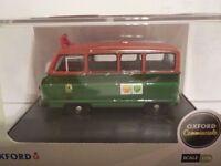 Austin J2 Minibus - , Model Cars, Oxford Diecast