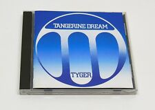 Tangerine Dream - Tyger 1987 ORG. AUSTRIA CD VG Cond. TESTED FAST FREE SHIPPING