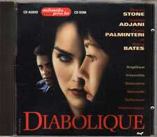 Multimédia Press Kit - Diabolique - CD - 1996 - Sharon Stone Isabelle Adjani