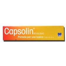Capsolin Revulsivo Pomata 40 g