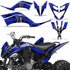 Yamaha Raptor 250 Decal Graphic Kit Quad ATV Wrap Deco Racing Parts 08-14 REAP U