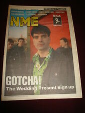 NME 1989 JAN 14 SKA WEDDING PRESENT DURAN DURAN COOKIE CREW TALKING HEADS