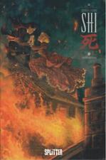 SHI 2, Splitter