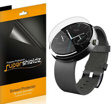 6X Supershieldz HD Clear Screen Protector Shield Saver For Motorola Moto 360