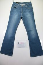 Lee Bootcut (Cod. D1364) Size 44 W30 L34 jeans used High Waist vintage flared