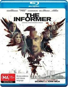 The Informer : NEW Blu-Ray