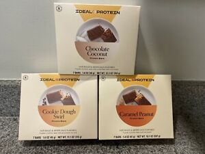 Ideal Protein CHOCOLATE BARS BUNDLE - FREE SHIPPING!!