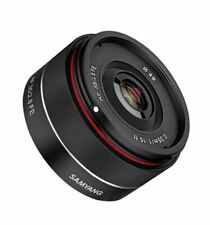 Objectifs Samyang 35mm pour appareil photo et caméscope