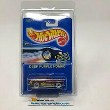 Deep Purple Nomad 10153 * Hot Wheels Limited Edition * JC27