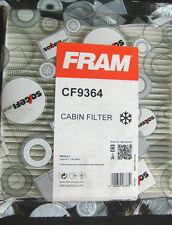 Sogefi/Fram CF9364: Renault Laguna 11,Vel Satis,Etc, Cabin Filter.