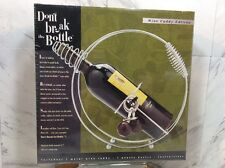Don't Break the Bottle Wine Caddy Edition GREAT GIFT IDEA