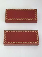 2 Must de Cartier Pen Boxes. CO410.