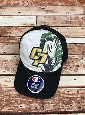 Cal Poly Polytechnic State University Mustangs Baseball Cap Hat NEW Champion