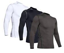 Under Armour UA ColdGear Armour Compression Mock Shirt 2020 - Pick Size & Color