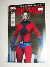 Marvel ASTONISHING ANT-MAN #1 1:15 Cosplay Variant NM