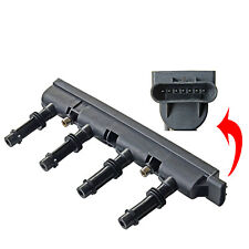 For Vauxhall Astra J 1.4 Adam Corsa D 1.2 1.4 Ignition Coil Pack 7-Pin 1208093