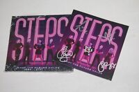 Steps - What The Future Holds (2020) SIGNED/AUTOGRAPHED CD