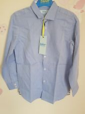 Ted Baker Boys Smart / Dress Shirt / Top. 7, 16 Years. Designer. Rrp £30.00
