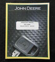 """JOHN DEERE 5103 5203 5303 5403 5603 5083 TRACTOR """"553 LOADER"""" OPERATORS MANUAL"""
