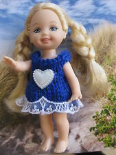shelly kelly barbie tommy Puppenkleider  Puppenstube Handarbeit Unikat Nr. 138