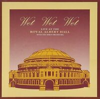Wet Wet Wet Live at the Royal Albert Hall [CD]