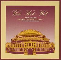 Wet Wet Wet Live at the Royal Albert Hall [CD]