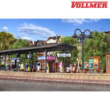Vollmer 43559 H0 Bahnsteig Baden-Baden, erweiterungsfähig ++ NEU & OVP ++