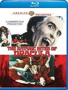 The Satanic Rites Of Dracula [New Blu-ray]