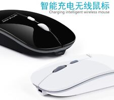 2.4GHz 2400dpi Portable Optical Wireless Mouse - Rechargeable