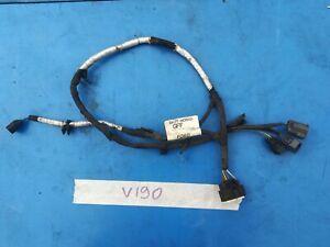 FORD TRANSIT CUSTOM Gearbox Wiring Harness loom BK2T14D502GFF #V190