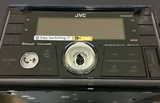 JVC KW-R930BTS 2-Din In-Dash Car Stereo CD Player Bluetooth MISSING KNOB USED🔥