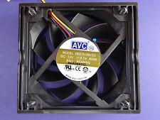 Hochleistungslüfter  Temperaturgeregelt Kugellager AVC 12Volt 70x70x15mm