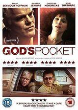 GOD'S POCKET PHILIP SEYMOUR HOFFMAN RICHARD JENKINS ARROW FILM UK 2014 DVD L NEW