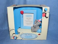 Me To You Bear Happy Birthday Bear Picture Frame - Gift Tatty Teddy G01F0890
