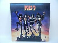 KISS Destroyer LP Casablanca NBLP-7025 First Pressing 1976 VG++